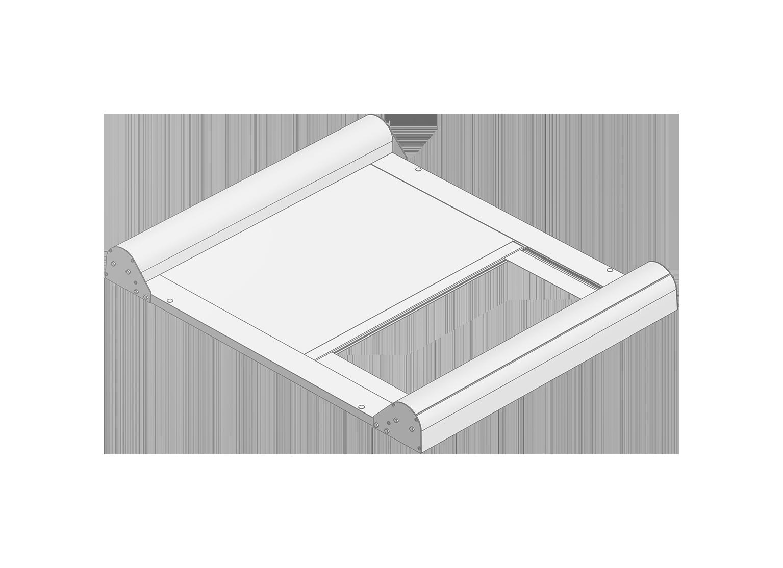 Produktbild: Mörkläggningsgardin M100T