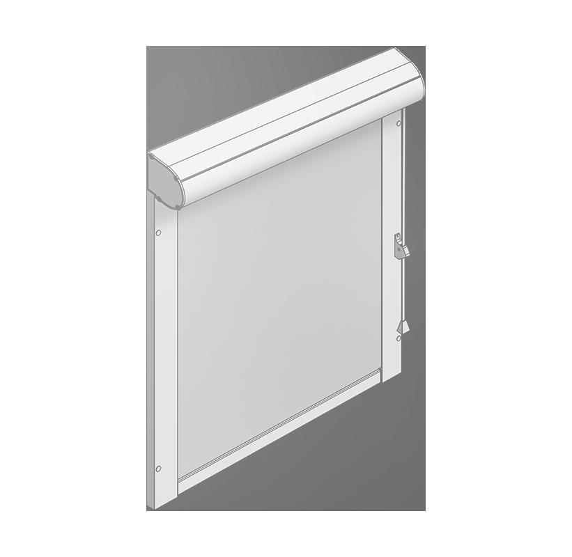 Produktbild: Mörkläggningsgardin M100